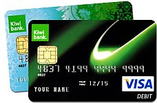 Kiwibank credit cards