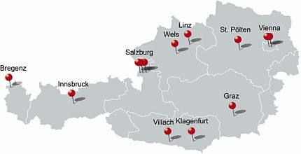 Schoellerbank locations