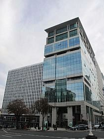 Credit Agricole Head Office in Paris