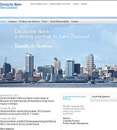Deutsche Bank NZ